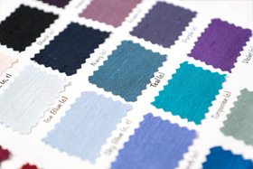 Hire Wedding Suits Online With Free Fabric Swatch - Colour Sample ...